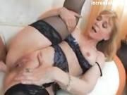 infirmiere lady dee baise de traitement pour les malades, les vieux patient prend corps ejaculation